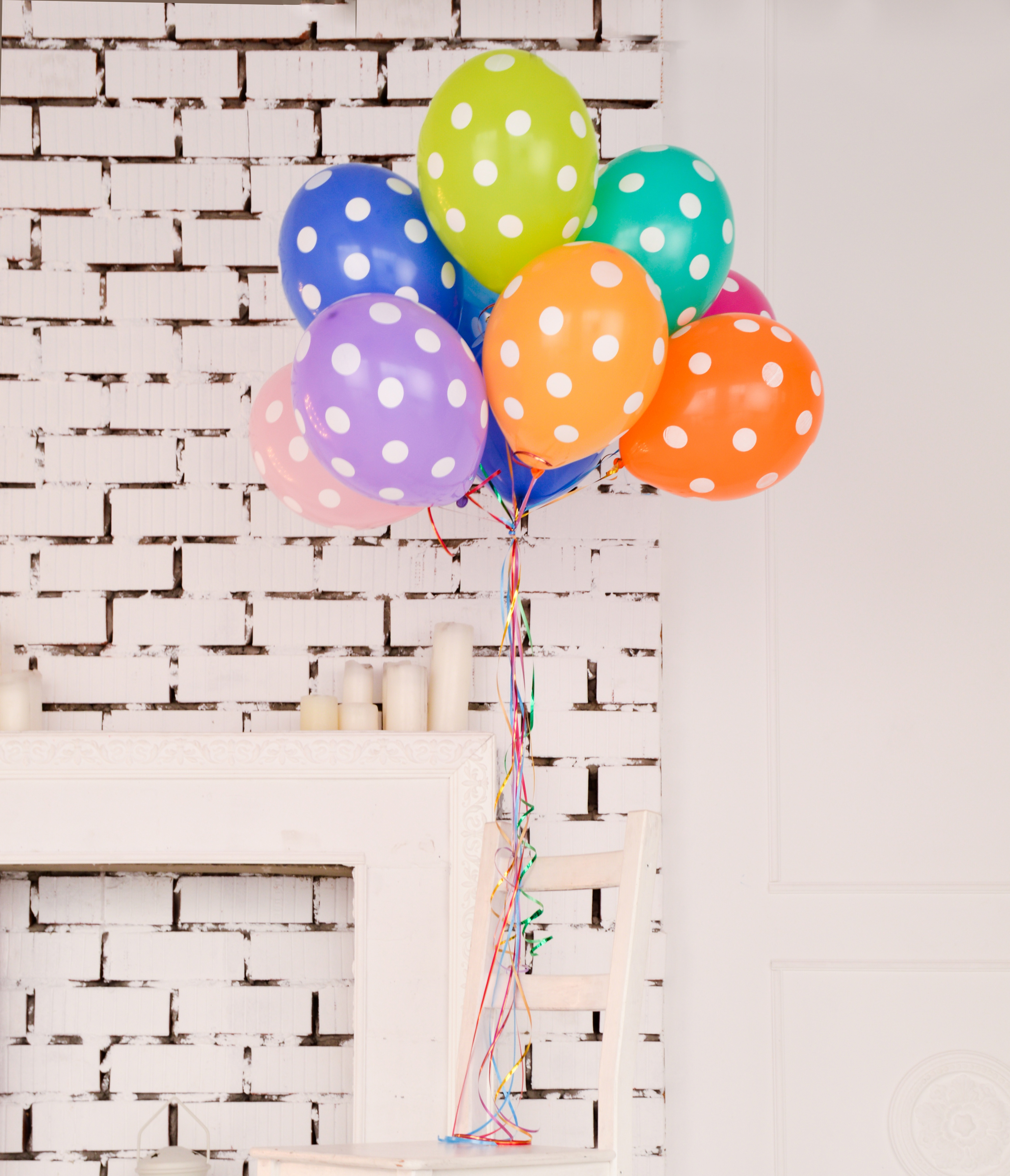 balloons party planning decor