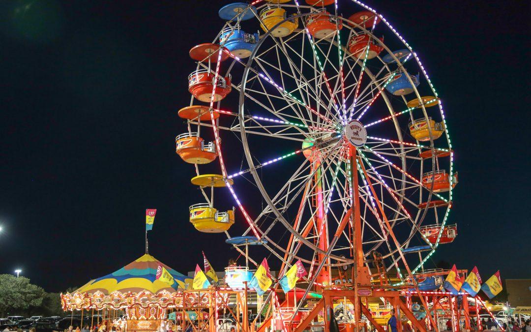 Spring Carnivals and Festivals