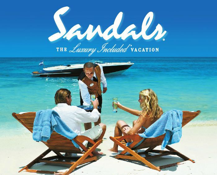 Summer Travel to Sandals Resorts
