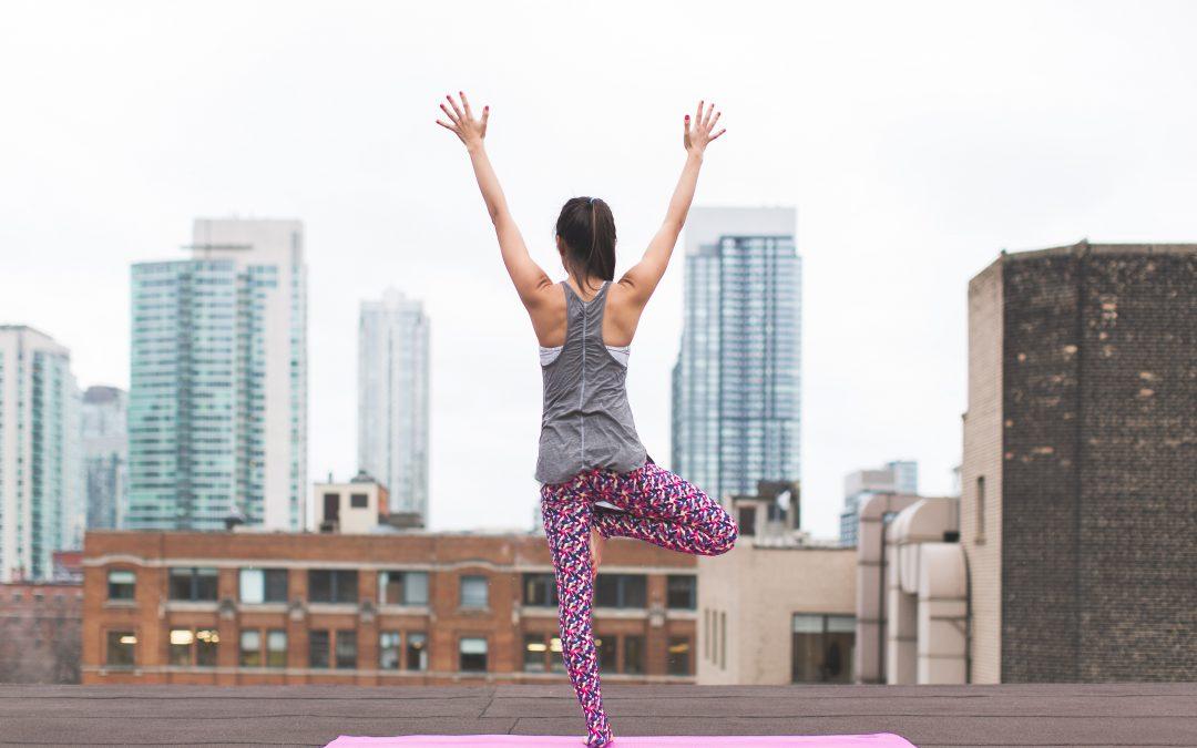 Eating, Exercise & Meditation